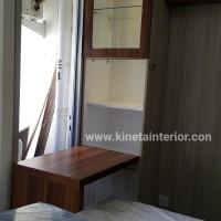 Kitchen set furniture hpl duco