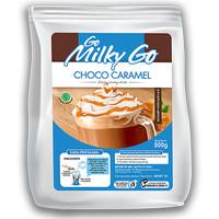 Go Milky Go Choco Caramel - Bag 800gr FS