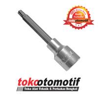 Sok Bintang / Torx Bit Socket T30 Panjang TOPTUL Original