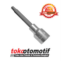 Sok Bintang / Torx Bit Socket T40 Panjang TOPTUL Original