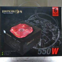 PSU Imperion 550w With 6 Pin Power For VGA