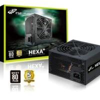 FSP Powersupply HEXA+II 500 - 500Watt