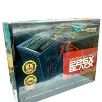 PowerSsupply Alcatroz Powerlogic Magnum Pro 225X Black 450W