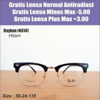 FRAME KACAMATA KOREA RYBN 5141 FREE LENSA ANTI RADIASI MINUS NORMAL e525f26829