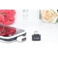 Kabel OTG Micro USB Samsung Asus Lenovo Xiaomi Conventer OTG Flashdi