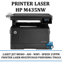 Printer A3 Laser HP M435NW - Print, Scan, Copy, WiFi - Mono