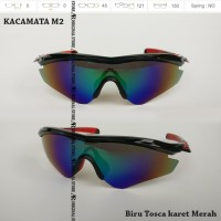 Kacamata Sepeda M2 Sunglass M2 Black Frame Kacamata Lensa Polarized 02