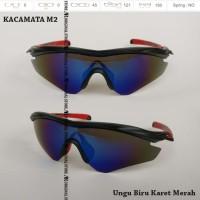 Kacamata Sepeda M2 Sunglass M2 Black Frame Kacamata Lensa Polarized 04