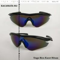 Kacamata Sepeda M2 Sunglass M2 Black Frame Kacamata Lensa Polarized 03