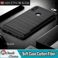 Case Xiaomi Mi A2 Lite Casing Slim Hp BackCase Cover