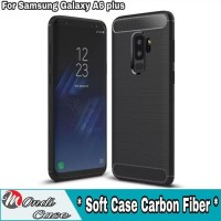 Case Samsung Galaxy A6 Plus Casing Slim Hp BackCase Cover