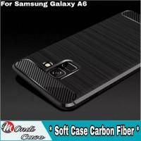 Case Samsung Galaxy A6 Casing Slim Hp BackCase Cover