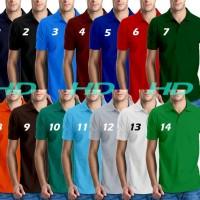 kaos polo/kaos krah/polo shirt
