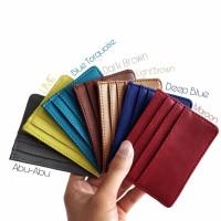 Card Holder / Dompet Kartu / Card Wallet Murah 6 Slot + 1 Money Slot