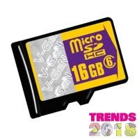Micro SD Card V-Gen/VGen 16GB Memory Card 16 GB SDHC HC V Gen