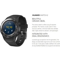 Huawei SmartWatch 2 with Built in GPS/4G Chinese Version ( Updated to