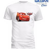 Gildan Premium Cotton The Cars Murah