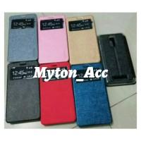 Flip Shell XIAOMI REDMI 5+ 5 PLUS Cover Case Kick Stand Sarung HP Soft