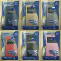 Flip Shell SAMSUNG J7 PRIME ON 7 Cover Case Sarung HP Buka Tutup Soft