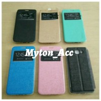 Flip Shell SAMSUNG GRAND PRIME PLUS Cover Case Sarung HP Buka Tutup