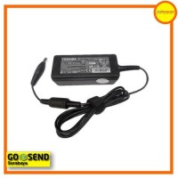 Original Adaptor Charger Laptop TOSHIBA NETBOOK - 19V 1.58A