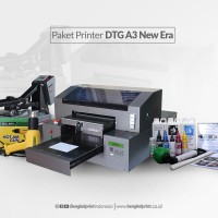 Printer Kaos DTG A3 + Cooling Head