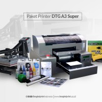 Printer DTG BPjet A3 Super Mesin Cetak Kaos Murah