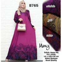 B765 JUMBO MAXY Calvin Jeans Jumbo / GAMIS / Dress Muslimah Besar