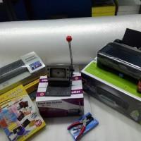 Paket Alat Usaha Cetak ID Card + Printer Epson L310 Tinta Pigmen