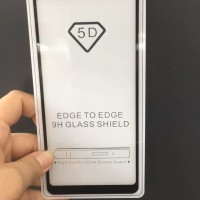 TEMPERED GLASS 5D FOR TYPE HANDPHONE SAMSUNG A8 STAR