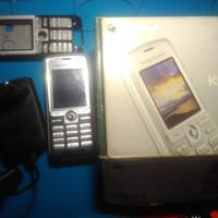 Hp Jadul Sony Ericsson K310 terawat dan normal bukan Samsung