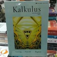 Buku - KALKULUS - Edisi 9 Jilid 2 - Purcell
