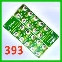Baterai Jam Tangan 393 AG-5 LR754 750 309 193 LR48 D309 D393