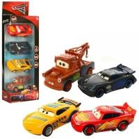 Die Cast Cars 3 Metal 4 pcs No.899-20