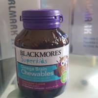 Black mores omega brain chewables