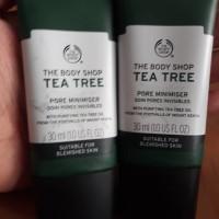 SALE TEA TREE PORE MINIMISER 30ML ONLY 239rb