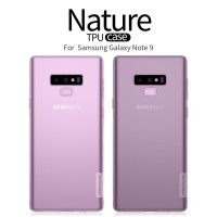 SAMSUNG Galaxy Note 9 NILLKIN Nature Soft Case Softcase