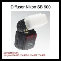 Promo Diffuser Nikon Sb 600 For Yongnuo Yn-460, Yn-460-Ii, Yn-467,