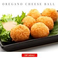 Oregano Cheese Ball (Frozen Food)