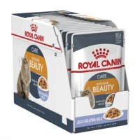 Royal Canin Intense Beauty in Jelly 12x85 gr / 1Dus Promo Price