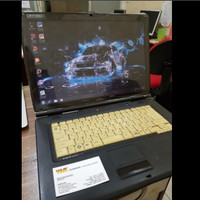 MURAH Laptop Second Fujitsu A8270 Core 2 Duo RAM 2GB HDD 80GB 15inch