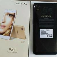 HP OPPO A37 RAM 2GB ROM 16GB - BLACK, GOLD & ROSE GOLD