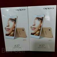 HP OPPO A37 RAM 2GB ROM 16GB - BLACK, GOLD & ROSE GOLD