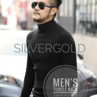 Harga sweater pria kaos turtle neck turtleneck pria wanita distro | antitipu.com