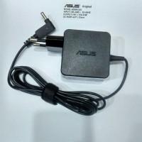 Adaptor Laptop Asus 19V-3.42A Jack Kecil Ori Garansi