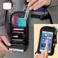Tas Smartphone Multifungsi - Efektif, Efisien dan Unik