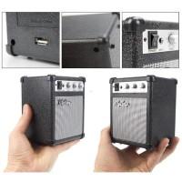 Portable Speaker Murah dengan Model Amplifier Gitar