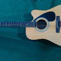 Harga gitar akustik elektrik tuner new yamaha | Pembandingharga.com