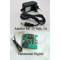 Thermostat digital Plus Adaftor 12v