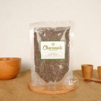 Choconola Natural Black Chia Seed Peru 250 gram
